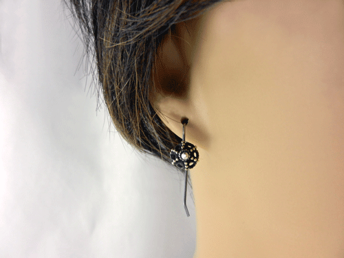 spider webs, brass earrings, sleeper earrings, mixed metal earrings, lightweight earrings, lightweight brass earrings, lightweight silver earrings, lightweight sterling earrings, lightweight sterling silver earrings, small drop earrings, small drop brass earrings, small drop silver earrings, small drop sterling earrings, small drop sterling silver earrings, minimalist earrings, minimalist brass earrings, minimalist silver earrings, minimalist sterling earrings, minimalist sterling silver earrings, tiny earrings, tiny silver earrings, tiny brass earrings, tiny sterling earrings, tiny sterling silver earrings, silver earrings, sterling earrings, sterling silver earrings, spider web earrings, Silver Echoes, argentium ear wires, modern earrings, modern silver earrings, modern brass earrings, modern sterling earrings, modern sterling silver earrings, silver sleepers, brass sleepers, handcrafted earrings, handcrafted silver earrings, handcrafted sterling earrings, handcrafted sterling silver earrings, artisan earrings, silver artisan earrings, sterling artisan earrings, sterling silver artisan earrings, handmade earrings, handmade silver earrings, handmade sterling earrings, handmade sterling silver earrings, tiny earrings, tiny silver earrings, everyday earrings, Mother's Day gift, birthday gift, Christmas gift, Valentines gift, gifts for her, simple earrings