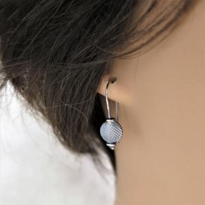 honeycomb earrings, sleeper earrings, silver earrings, sterling earrings, flower earrings, nature earrings, tiny earrings, small drop earrings, dangle earrings, small earrings, minimalist earrings, modern earrings, lightweight earrings, everyday earrings, artisan earrings, Zen earrings, favorite earrings, go to earrings, handmade earrings, handcrafted earrings, Silver Echoes New Year's gift, Valentine's gift, Valentines gift, birthday gift, Mother's Day gift, Mothers Day gift, anniversary gift, wedding gift, Christmas gift, Hanukah gift, Kwanza gift, gift for her, gifts for her, gift for wife bridesmaid gift, bridesmaid earrings, flower girl earrings, flower girl gift, wedding earrings, wedding jewelry, bridal earrings, bridal jewelry, mother of the bride earrings