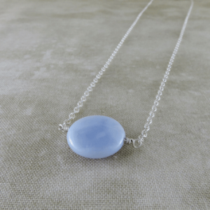 chalcedony necklace, sterling silver necklace, silver necklace, sterling necklace, gemstone necklace, gemstone jewelry, layering necklace, chalcedony jewelry, sky blue necklace, blue lace agate necklace, Silver Echoes, minimalist necklace, minimalist jewelry, modern necklace, modern jewelry, simple necklace, simple jewelry, everyday necklace, everyday jewelry, dainty necklace, dainty jewelry, elegant necklace, Zen necklace, Zen jewelry, energy necklace, energy jewelry, Reiki necklace, Reiki jewelry, healing necklace, healing jewelry, chakra jewelry, chakra necklace, power jewelry, power necklace, handmade necklace, handmade jewelry, handcrafted necklace, artisan necklace, anniversary gift, Valentines gift, birthday gift, Hanukah gift, Christmas gift, gifts for her, Mother's day gift, wedding gift, bridesmaid gift, wedding necklace, wedding jewelry, bridesmaid necklace, bridesmaid jewelry, bridal necklace, bridal jewelry, flower girl necklace, flower girl jewelry, mother of the bride necklace, mother of the bride jewelry