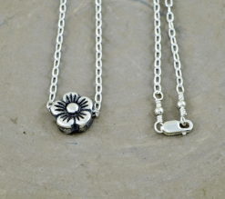daisy necklace, flower necklace, silver necklace, sterling silver necklace, sterling necklace, minimalist necklace, dainty necklace, petite necklace, layering necklace, layering jewelry, spring necklace, modern necklace, Silver Echoes, minimalist necklace, modern jewelry, simple jewelry, everyday jewelry, dainty jewelry, girlfriend necklace, elegant necklace, best friend necklace, bridesmaid necklace, wedding necklace, wedding jewelry, Zen necklace, Zen jewelry, energy necklace, energy jewelry, Reiki necklace, Reiki jewelry, healing necklace, healing jewelry, chakra jewelry, chakra necklace, power jewelry, power necklace, feminine necklace, handmade necklace, handmade jewelry, artisan necklace, artisan jewelry, handcrafted necklace, handcrafted jewelry, Valentines gift, Valentine's necklace, birthday gift, birthday necklace, Mother's Day gift, anniversary gift, Christmas gift, gifts for her, wedding gift, Hanukkah gift, Kwanza gift, communion gift, bat mitzvah gift, wedding gift, bridesmaid gift, wedding necklace, wedding jewelry, bridesmaid necklace, bridesmaid jewelry, bridal necklace, bridal jewelry, flower girl necklace, flower girl jewelry, mother of the bride necklace